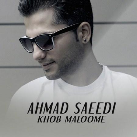 دانلود آهنگ خوبه معلومه احمد سعیدی